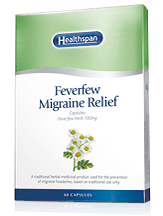 Healthspan Feverfew Migraine Relief Review