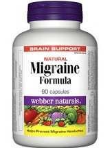 Webber Naturals Migraine Formula Review