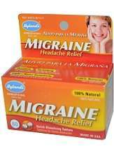 Hyland's Migraine Headache Relief Review