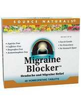 Source Naturals Migraine Blocker Review